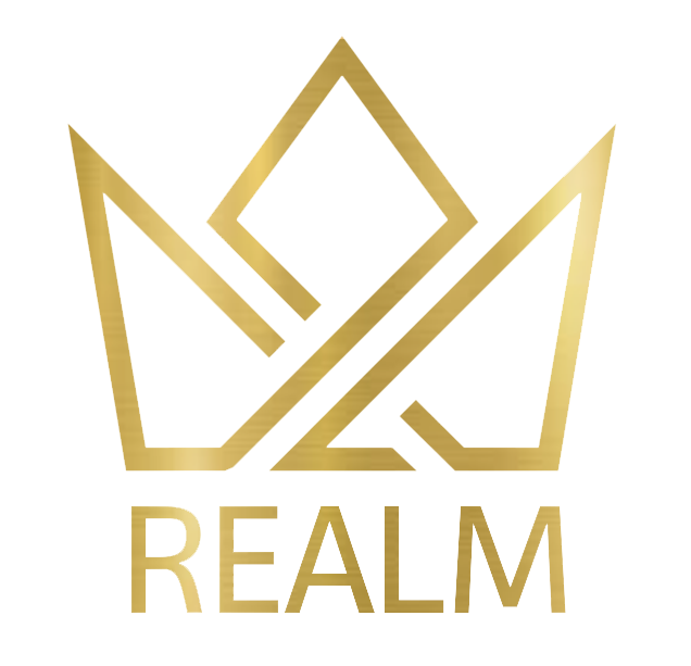 RealmLogoGoldTransparent