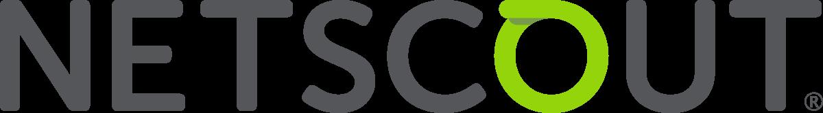 Netscout Logo black