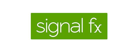 Signalfx 徽标