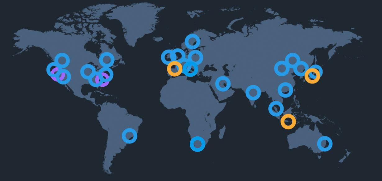 Global Map WL