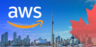 Canadian Cloud Hosting - AWS Data Centres Canada