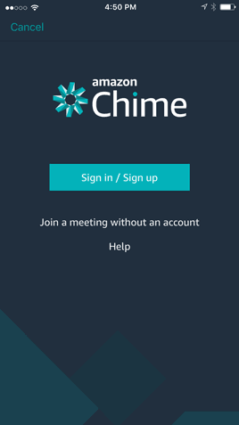 Amazon Chime - Getting Started