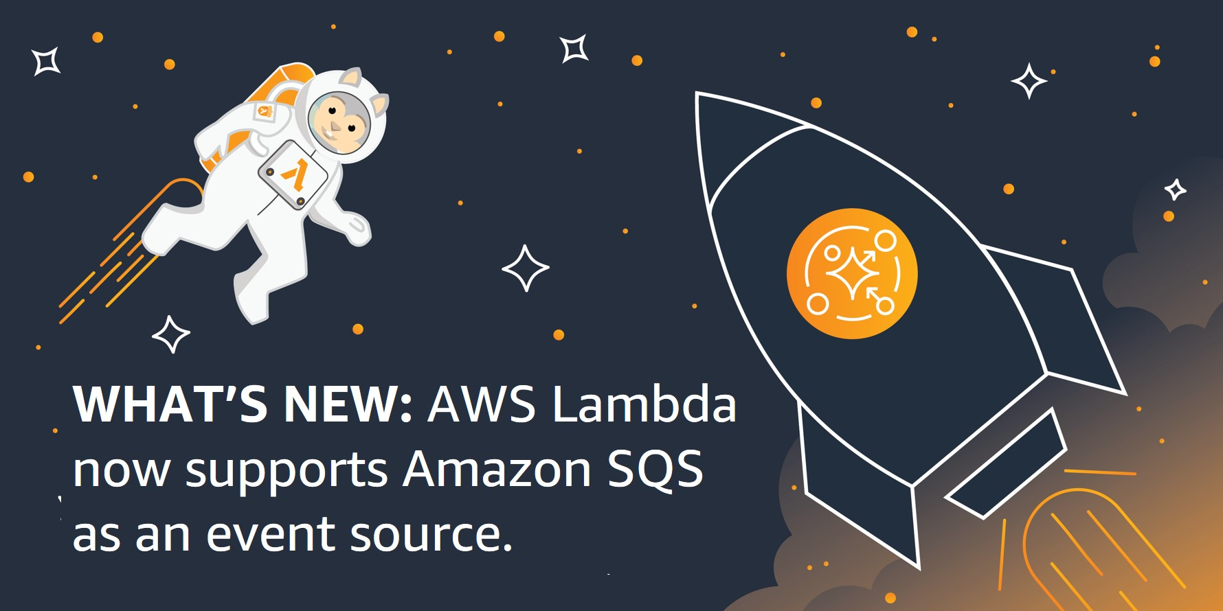 SQS Lambda image launch