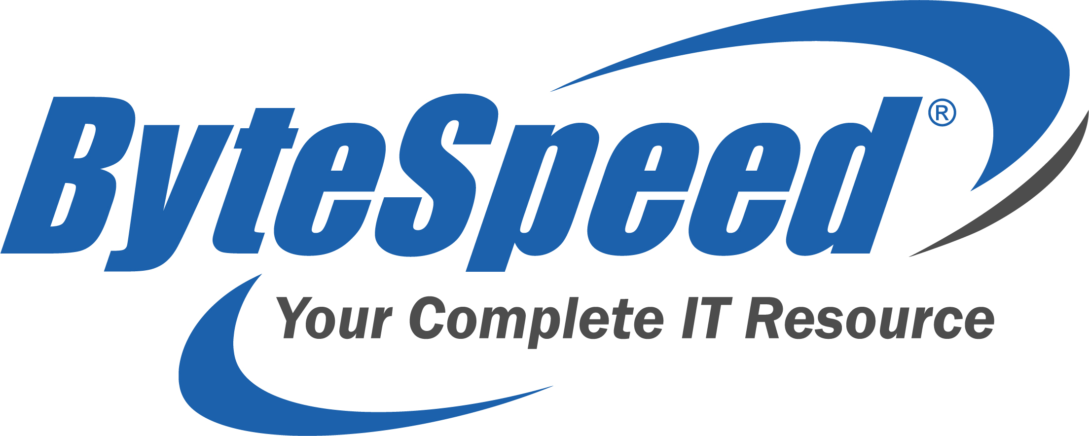 ByteSpeed with tagline