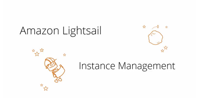 amazon lightsail video instance