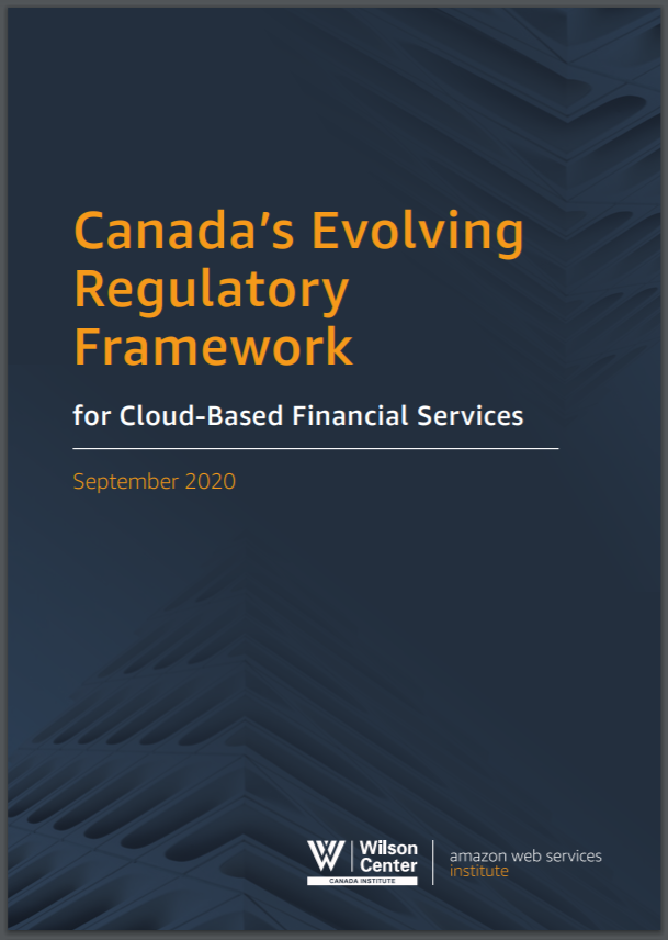 Canada's Evolving Regulatory Framework