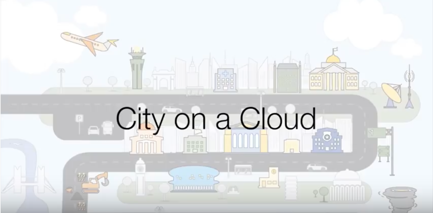City on a Cloud Video
