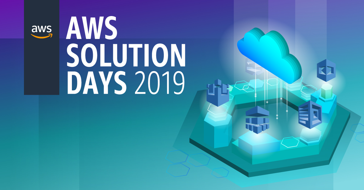 AWS Solutiondays 2019