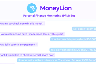 pfmbot for bank account