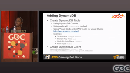 tara walker build and deploy your mobile game with aws