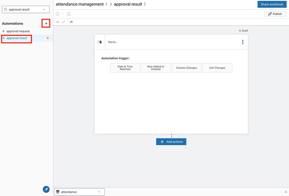 add automation