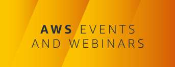 AWS Events and Webinars