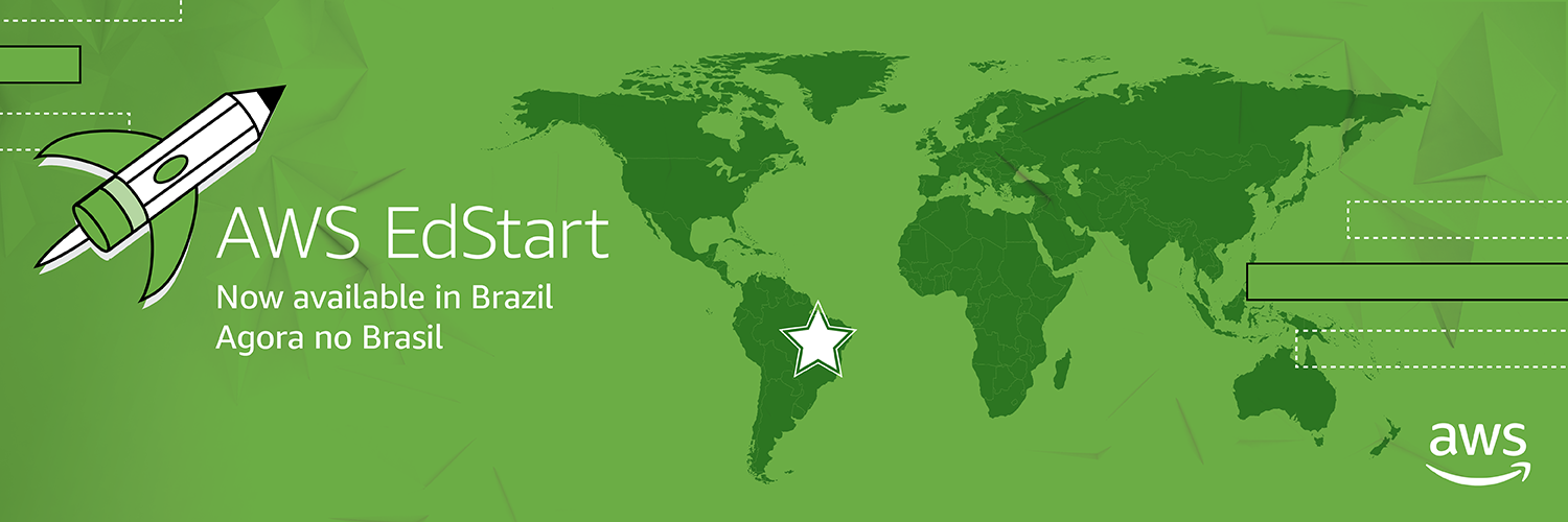 AWS EdStart Now Available in Brazil