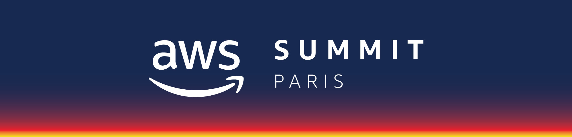 AWS summit paris 2018