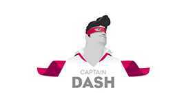 Captain Dash on AWS
