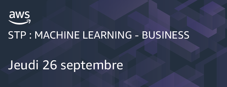 STP : Machine Learning - Business 26 septembre