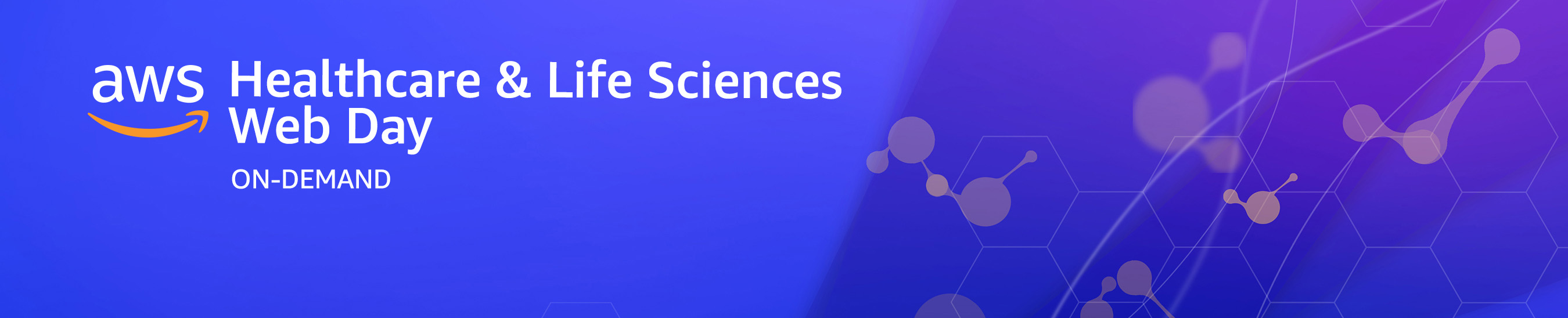 Healthcare and Life Sciences Web Day - on demand