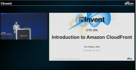 Introduction to Amazon CloudFront