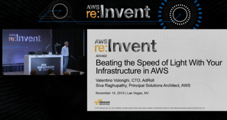 Beating the Speed of Light with Your Infrastructure in AWS