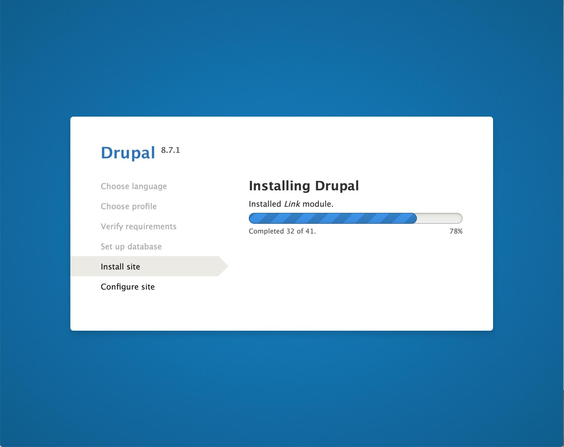 Module 4: Configuring Drupal on EC2 - Amazon Web Services