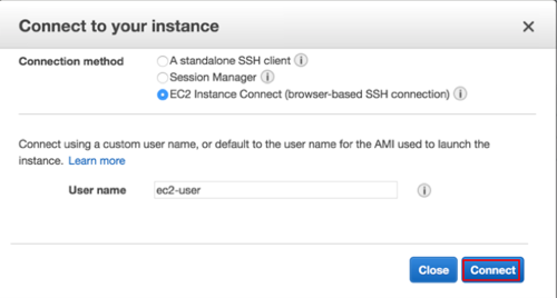 EC2 Instance Connect