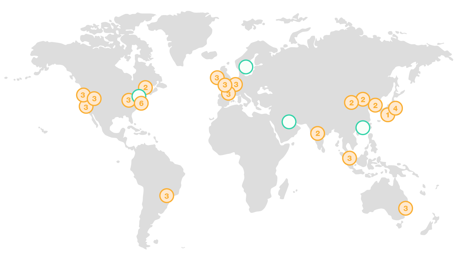 aws global infrastructure infrastructure region
