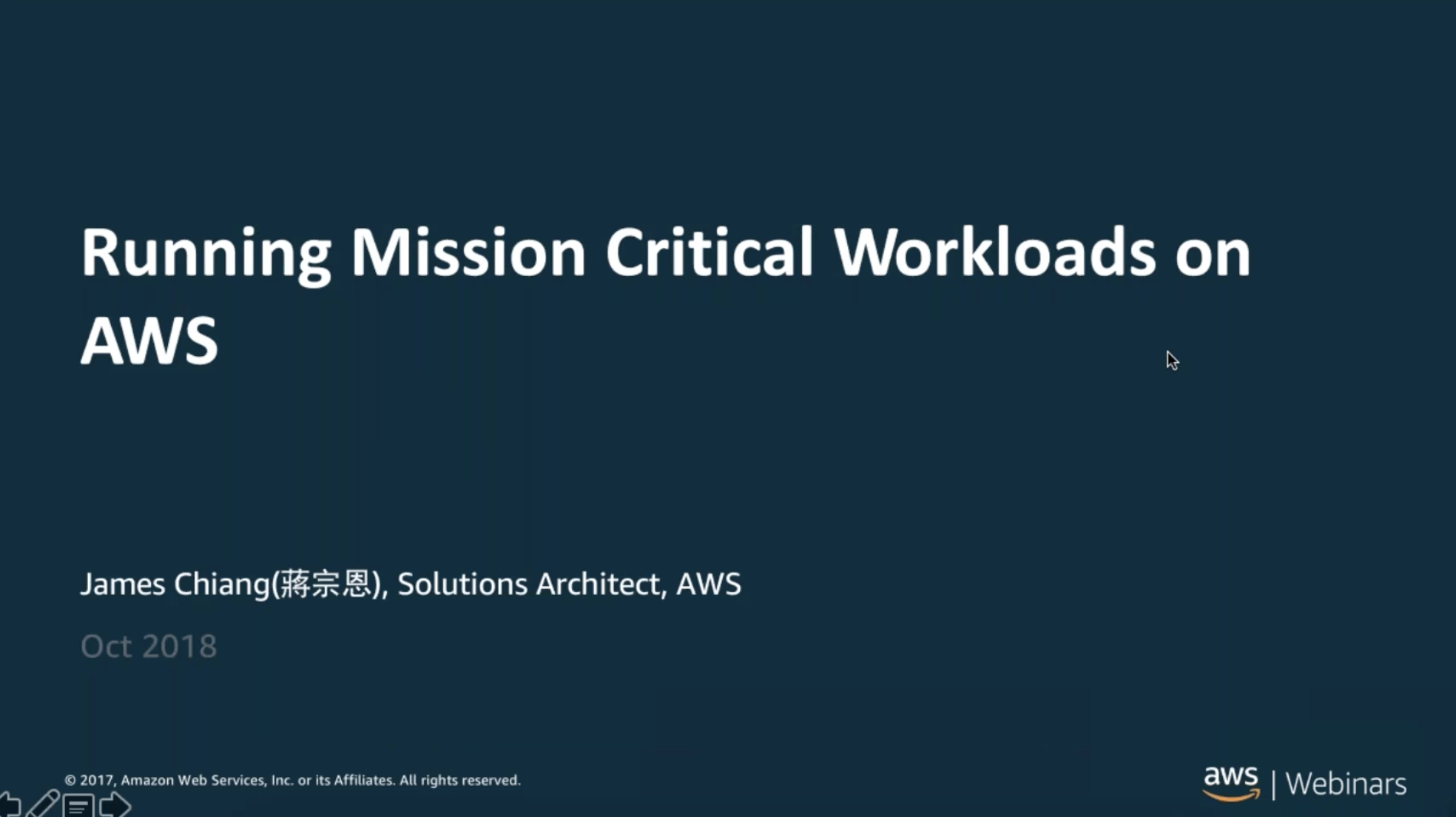 20181025-tw-running-mission-critical-workloads-on-aws