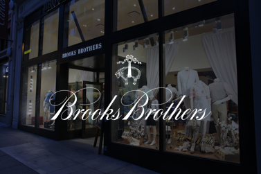 Brooks Brothers sur AWS.