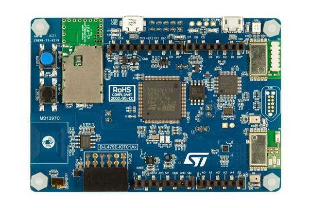 STM32 Discovery IoT node