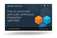 How to automate and scale continuous integration with AWS