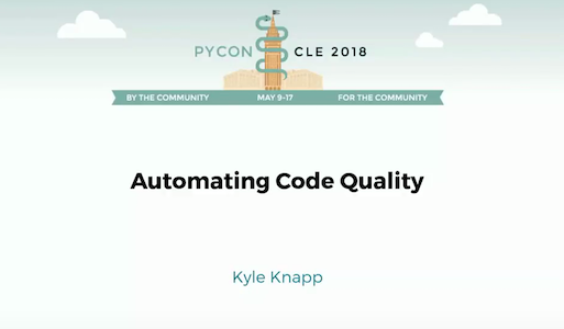 awsopen-video-code-quality-pycon1