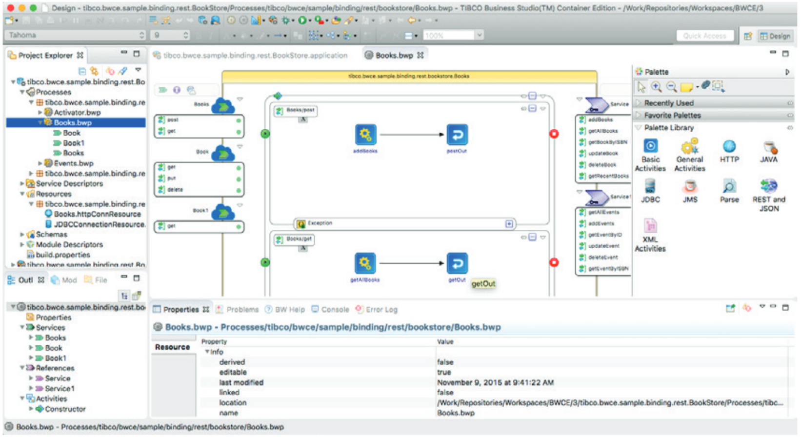 Pervasive Integration On Aws With Tibco