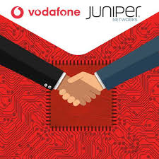 Vodafone and Juniper's managed network solutions on AWS