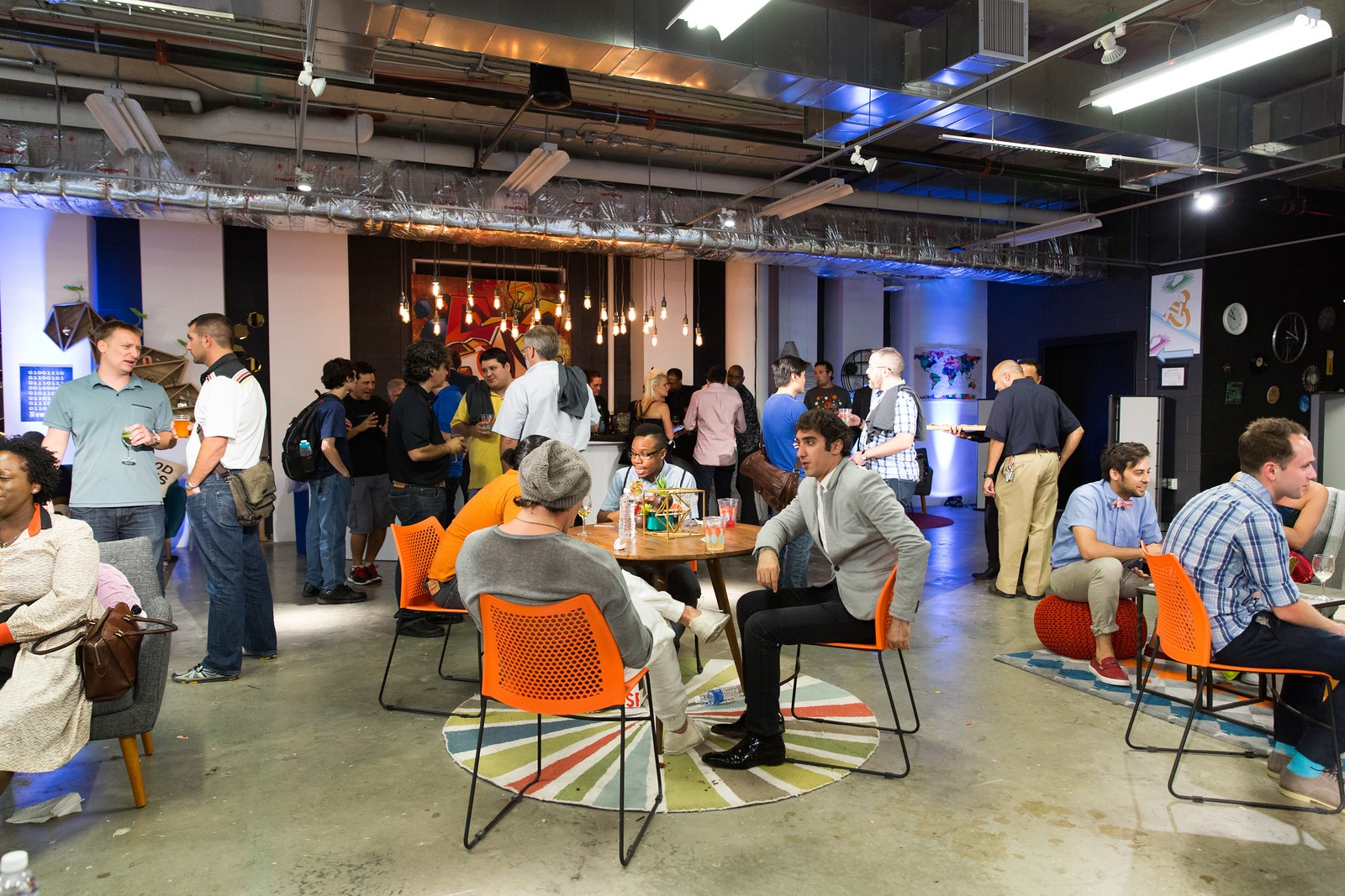 AWS Loft NY Co-Working Space