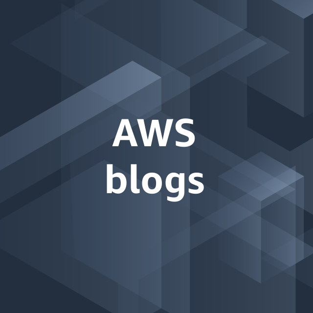 aws blogs
