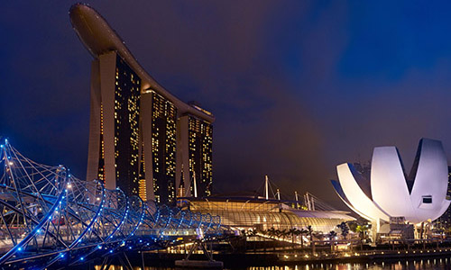 Marina Bay Sands Expo