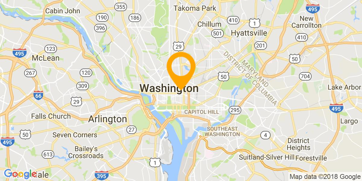 Directions to the AWS Public Sector Summit - Washington, DC