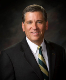 Jeffrey D. Armstrong, President, California Polytechnic State University