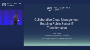 Collaborative Cloud Management