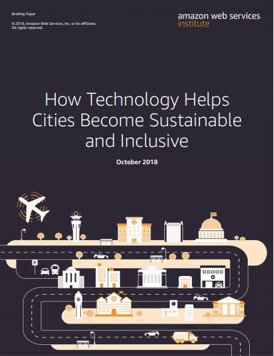 How Tech Helps Cities Become Sustainable and Inclusive