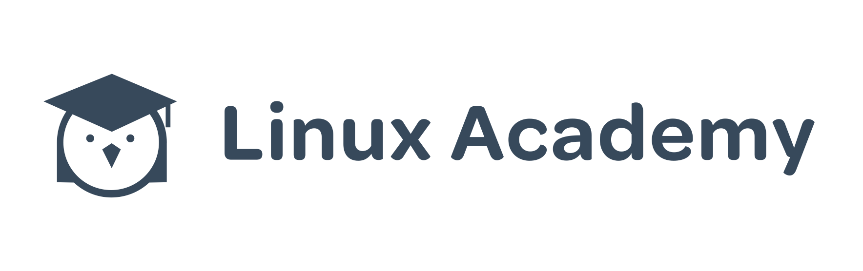 Linux Academy-Updated Logo-Blue