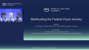 Mythbusting the Federal Cloud Journey