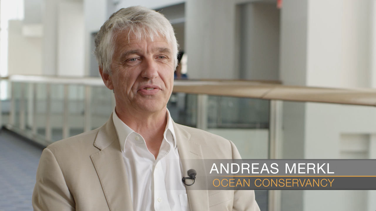 Ocean Conservancy Uses AWS to Better Understand Stressors on the Ocean