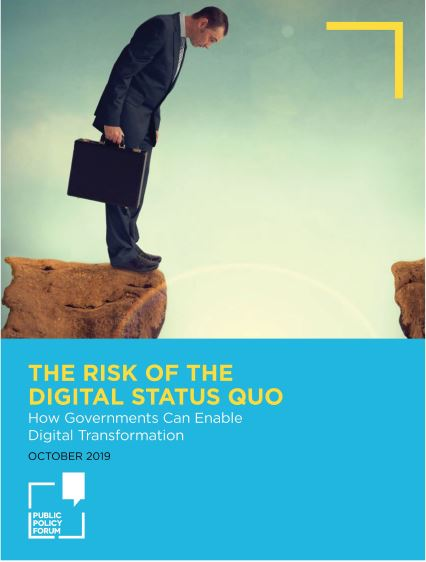 Risks of Digital Status Quo