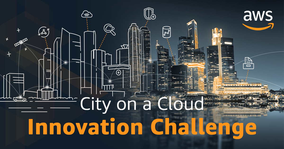 City on a Cloud Innovation Challenge 신청하기