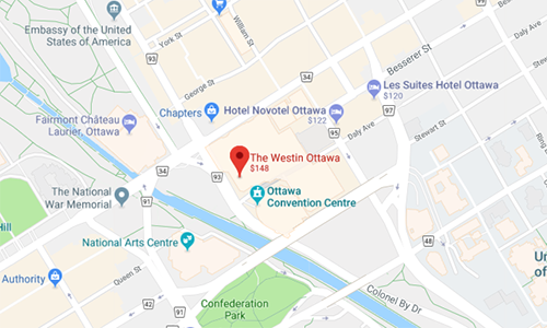 Directions to the AWS Public Sector Summit Ottawa