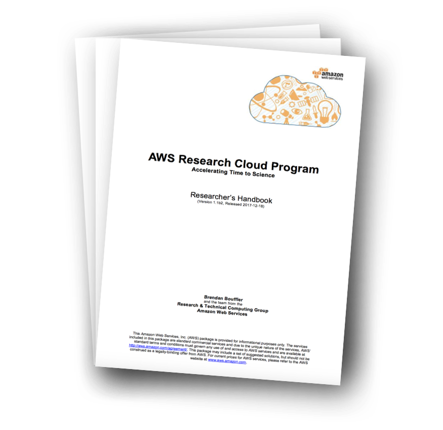 RCP AWS – AWS Research Cloud Program