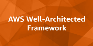 Learn more about the Well-Architected framework