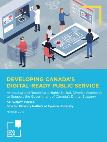 Developing Canada's Digital-Ready Public Service