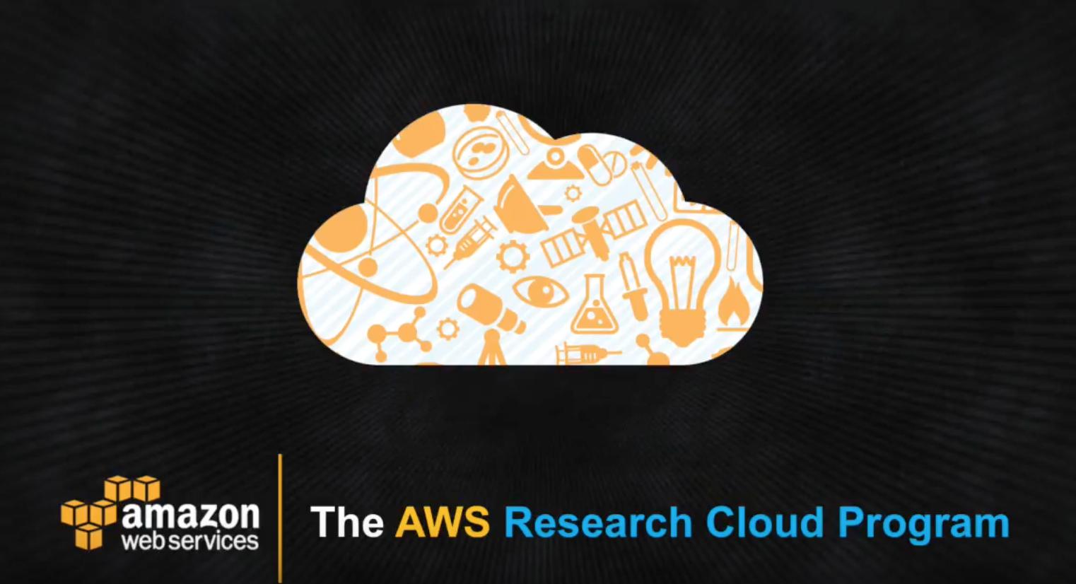 AWS RCP - AWS Research Cloud Program